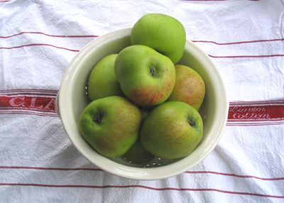 Bramleyapples