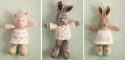 March bunnies