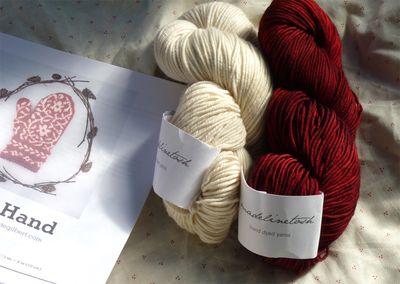 Tosh yarn
