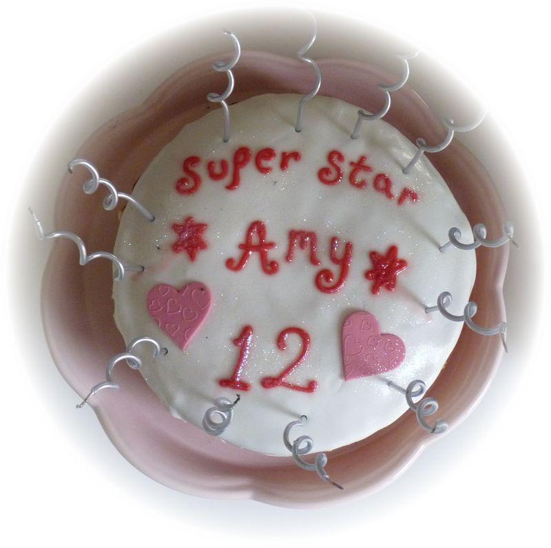 Amy's cake