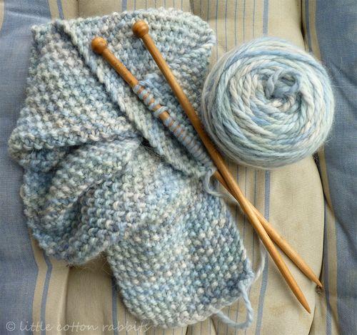 Swanlake scarf
