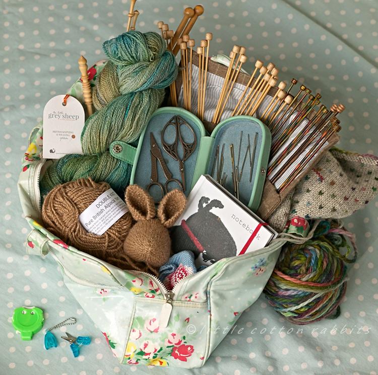 Knit bag2