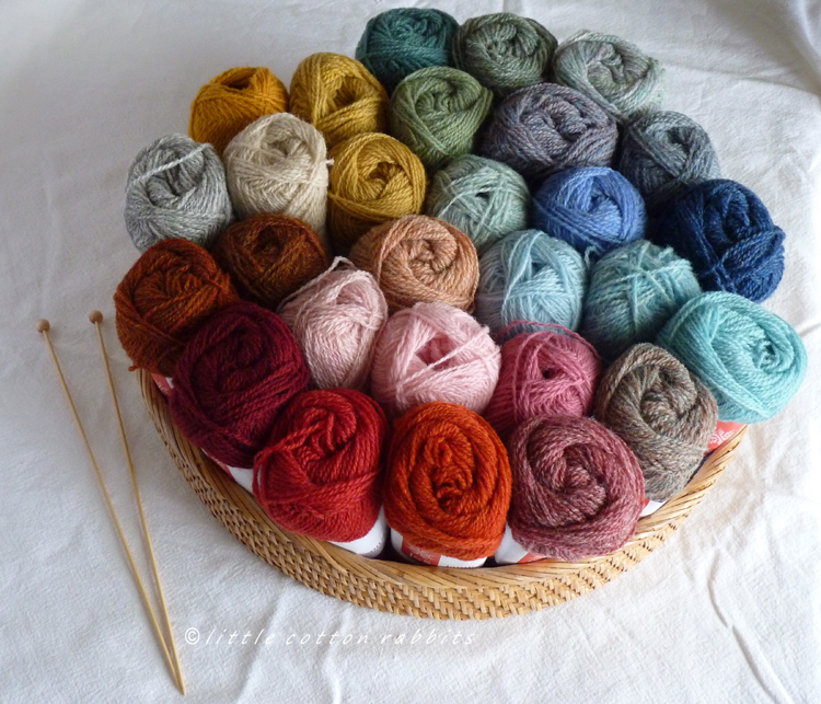 Jamiesons yarn