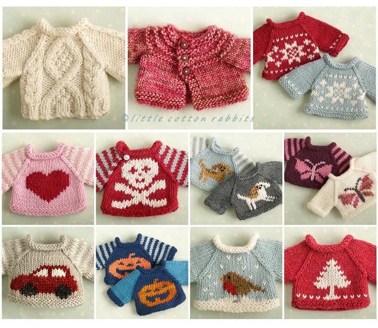 Sweaters range