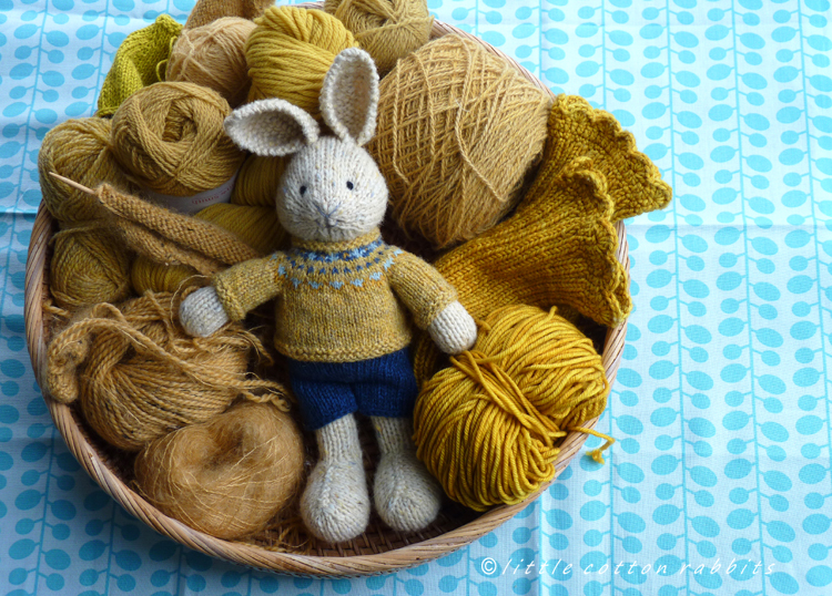 Little Cotton Rabbits About Me My Knitting