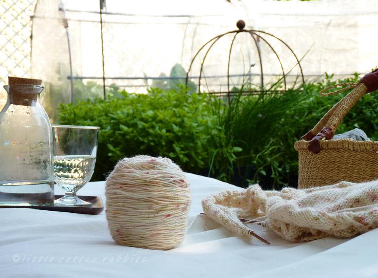 Garden knit
