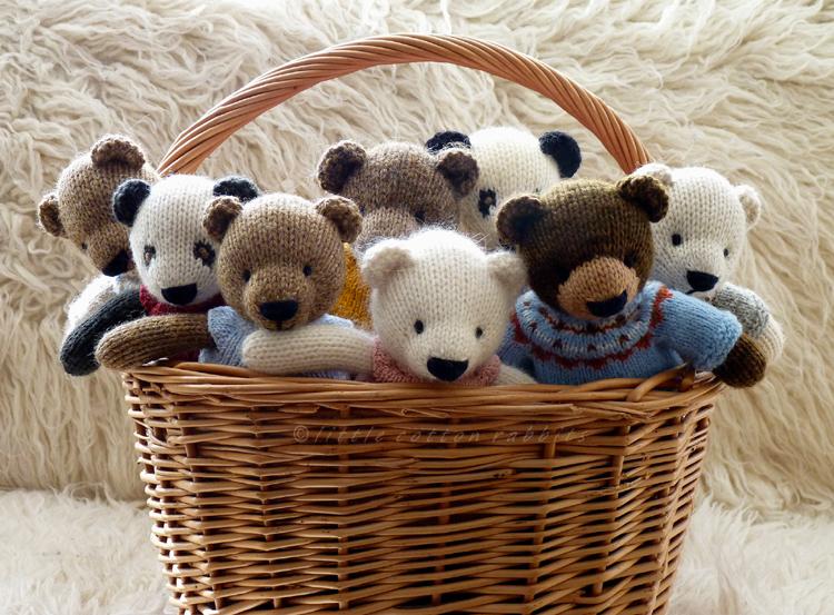 Bearbasket