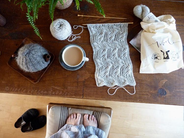 Blend1 yarn