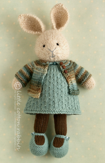 Little Cotton Rabbits Shop Bronnie