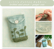 Seed pouch