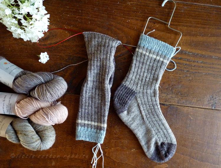 Sock making
