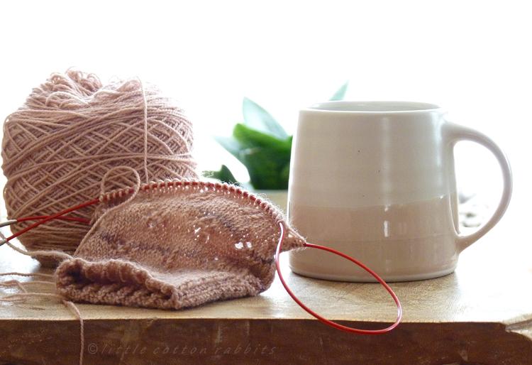 Tea and toast socks