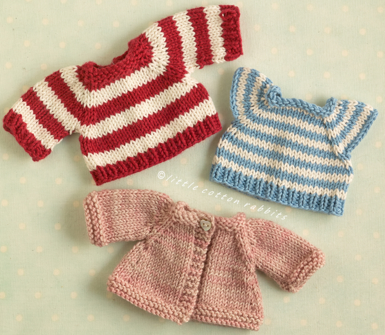 Little Cotton Rabbits New Patterns