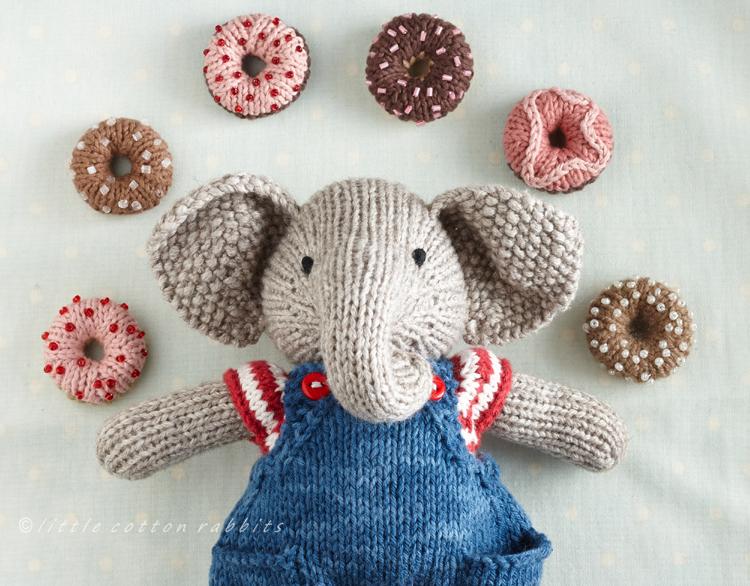 Juggling donuts