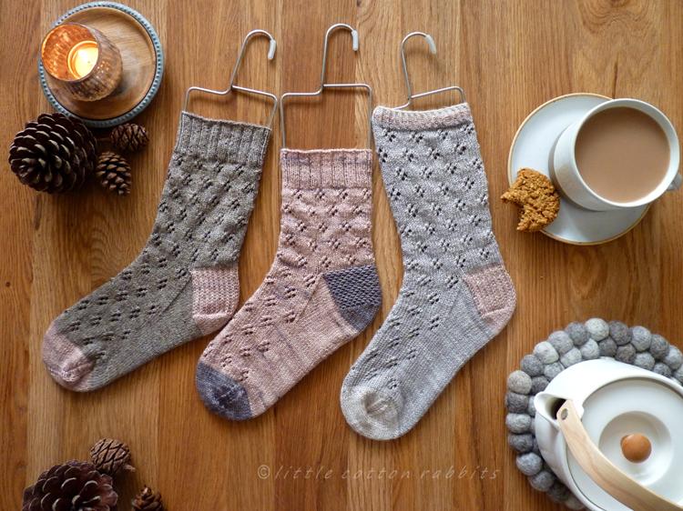 Pretty socks