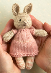 Mini bunny & bear (girl)