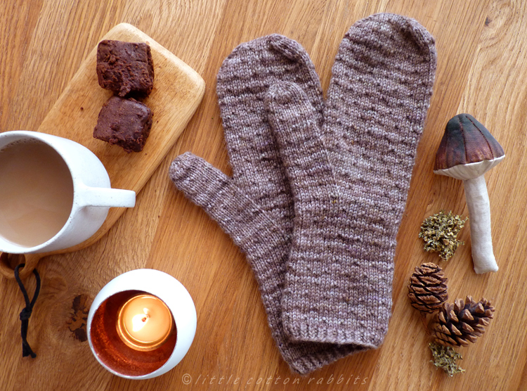 Brownmitts