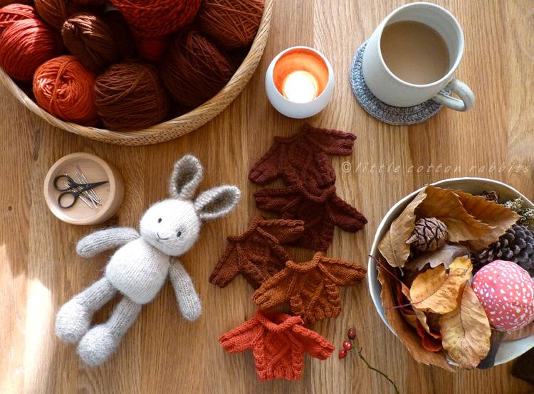 Autumn bunny