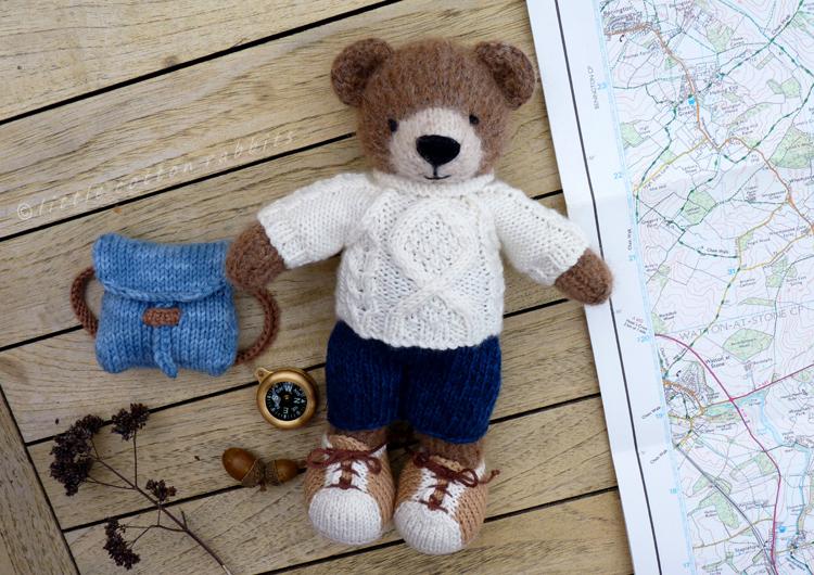 Adventurer bear