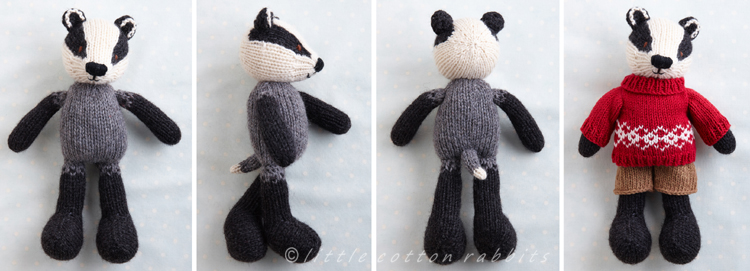 Sweater badger